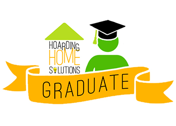 Hoarding Home Solutions Graduate Logo